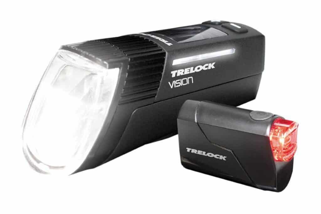 Trelock I-GO 760 Vision Test Set Verarbeitung
