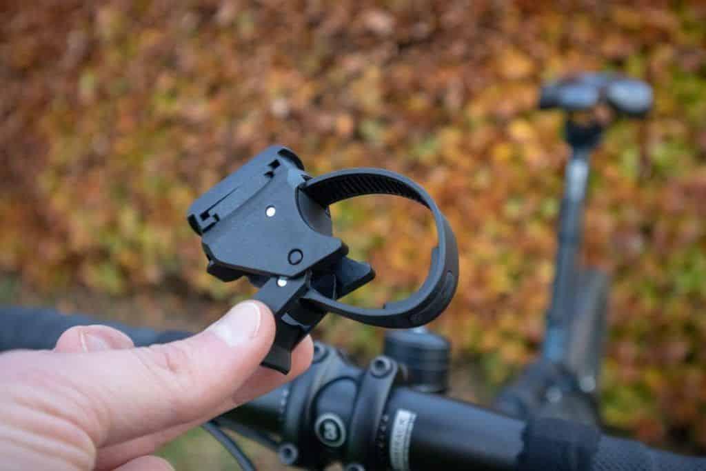 Trelock LS 760 Halterung LED Fahrradlicht