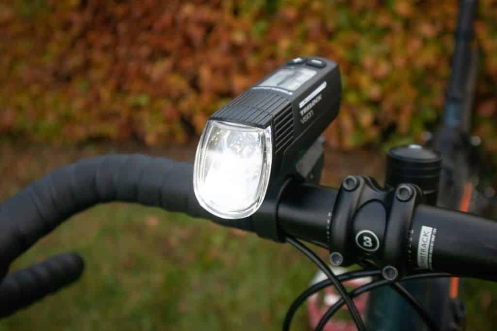 Trelock LS 760 I-GO Vision Test Fahrradlampe Erfahrungen
