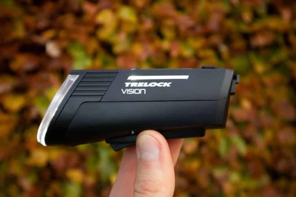 Trelock LS 760 I-GO Vision Test Fahrradlampe Radlicht links