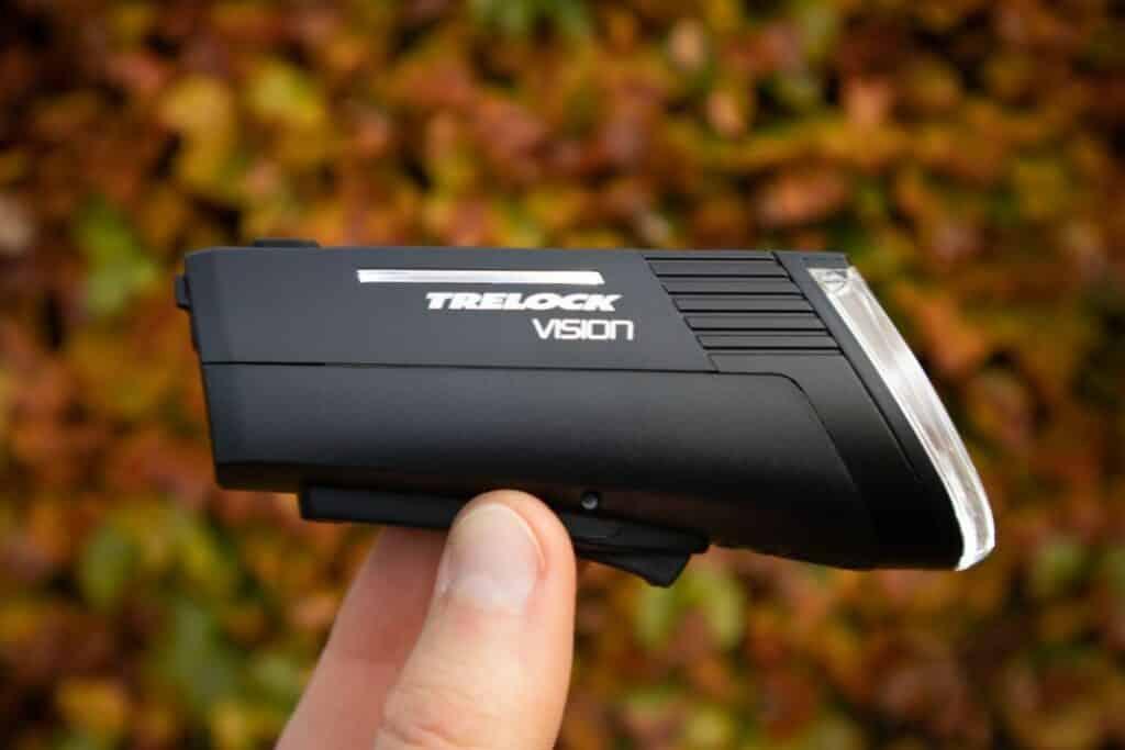 Trelock LS 760 I-GO Vision Test LED Fahrradlampe Radlicht rechts