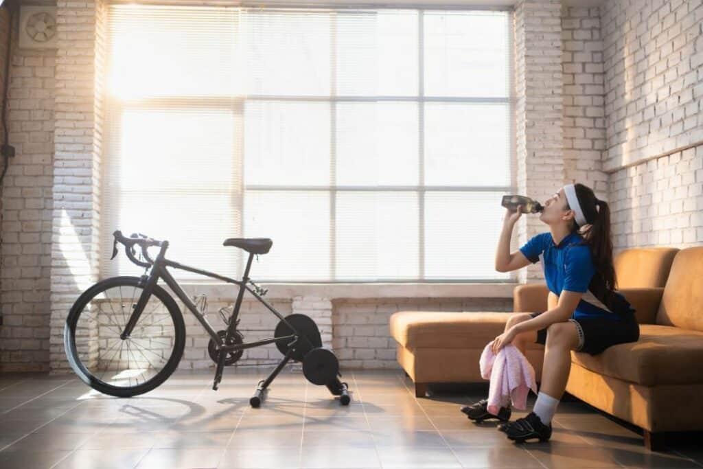 Fahrrad Rollentrainer Test Fahrrad Indoor Rollentrainer