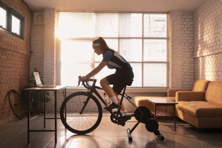 Bike Roller Trainer Test Smart Roller Trainer Title