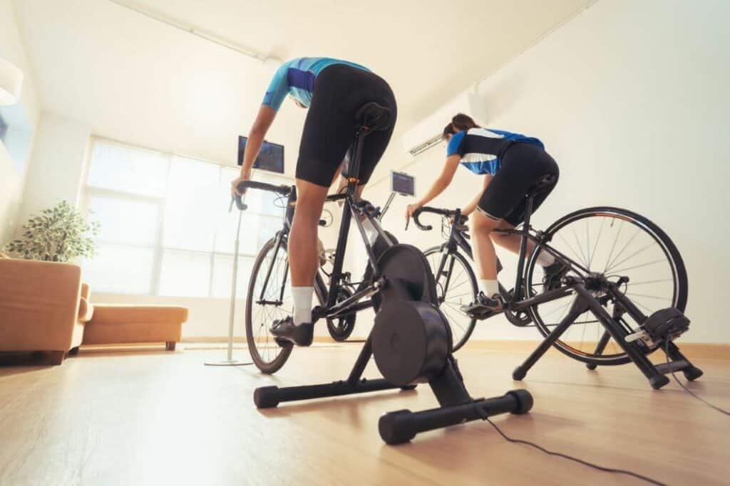 Fahrrad Rollentrainer Test welcher Rollentrainer fürs Fahrrad Indoor Training