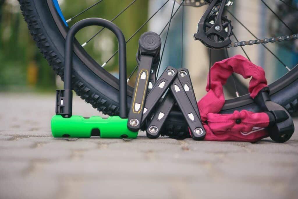 Fahrradschloss Test Bügelschloss Faltschloss Kettenschloss