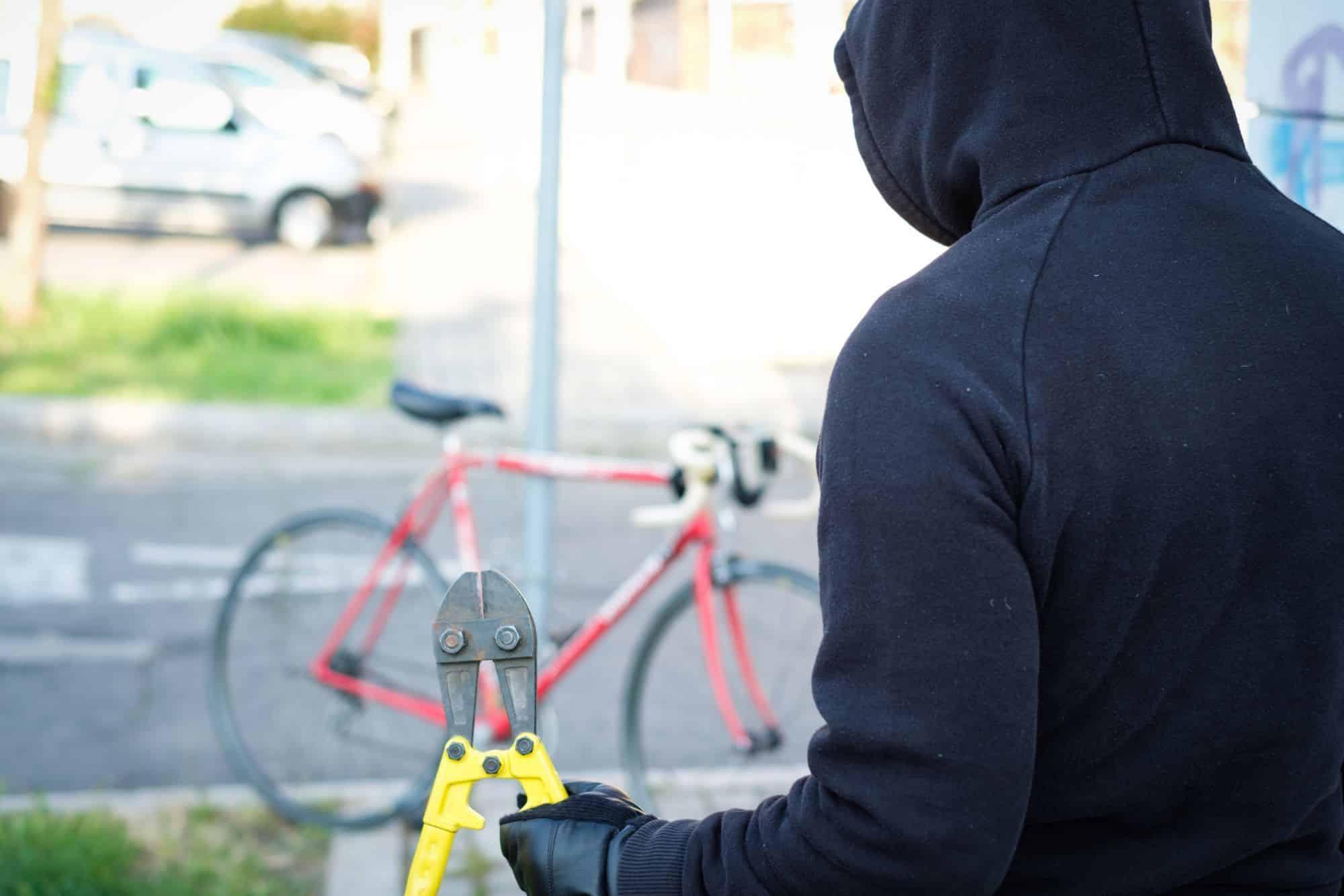 Bike lock test 2021 - really secure bike locks in the overview