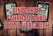 Fahrradtacho Test Tachometer Title