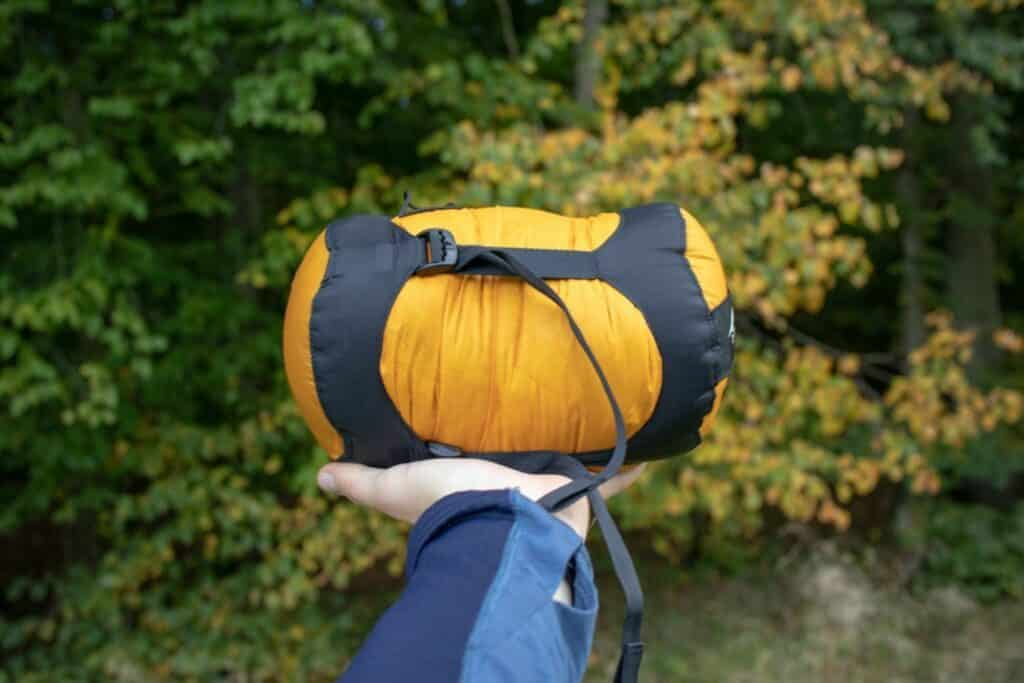 Sea to Summit Spark 2 Ultralight Sleeping Bag Down Small Pack Size