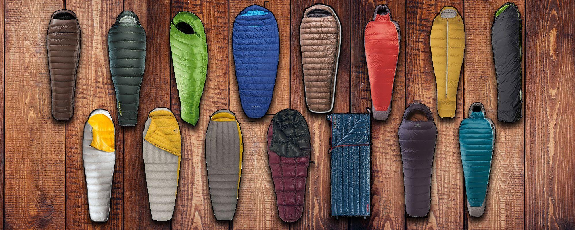 Ultraleicht Schlafsack Test - 15 leichte und ultraleichte Schlafsäcke für deine nächste Outdoor Tour