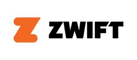Zwift Logo Smart Fahrrad Rollentrainer Test