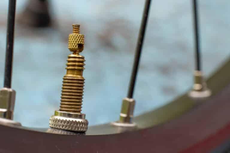 bike valves types schrader presta
