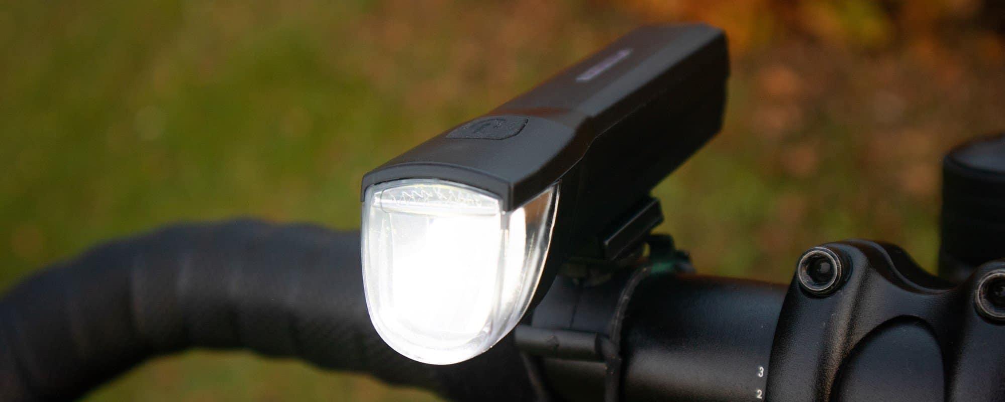 FISCHER LED Beleuchtungsset Test - Es werde Licht! Überzeugt das günstige Fahrradlicht?