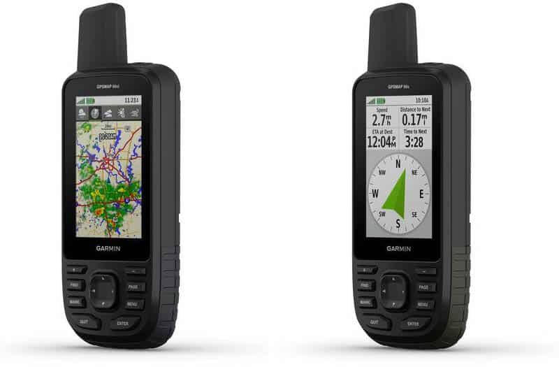 Garmin GPSMAP 66st GPSMAP 66s