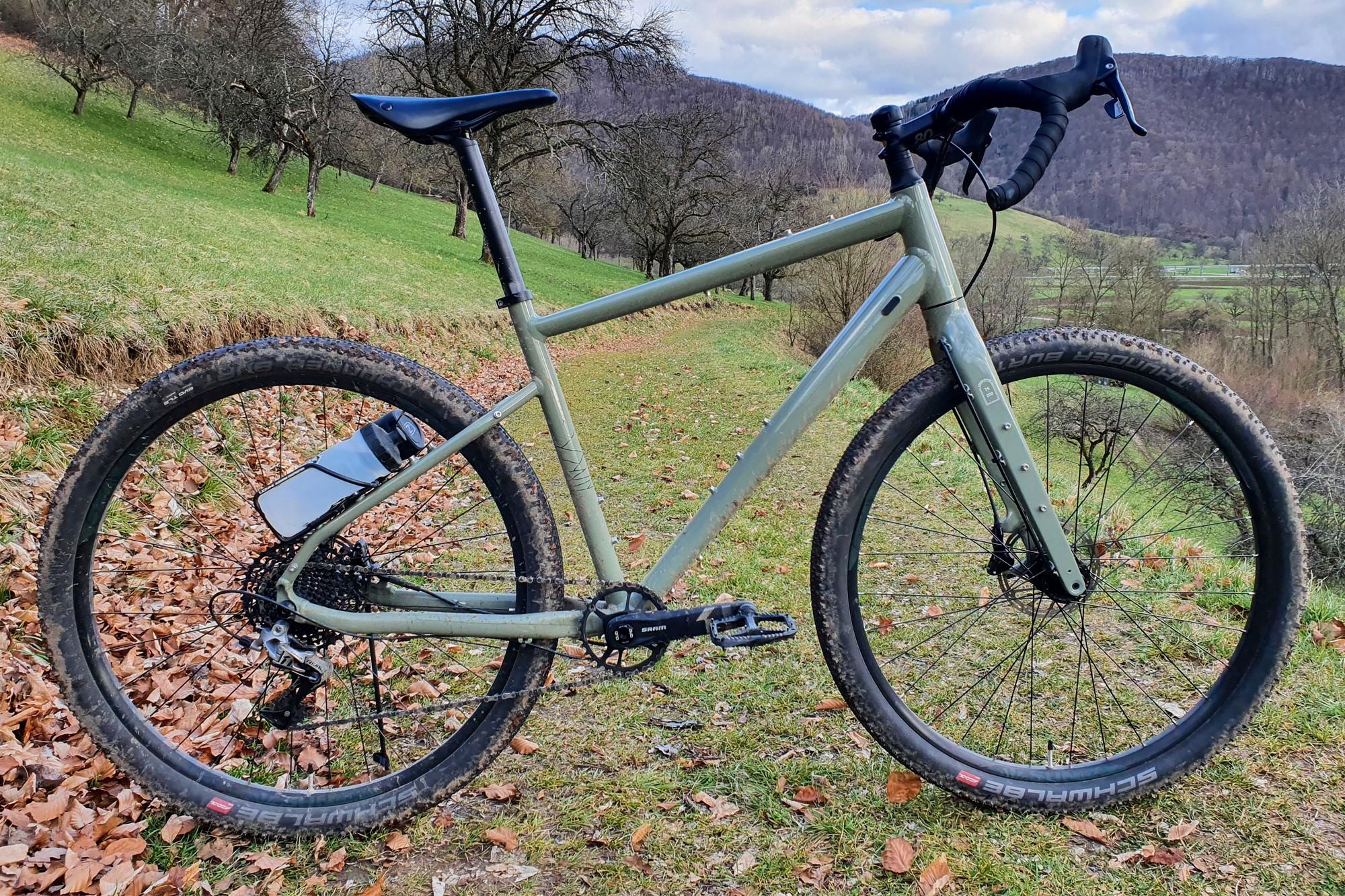 Decathlon Riverside Touring 920 Gravelbike - Bikepacking Alleskönner für ganz große Touren?