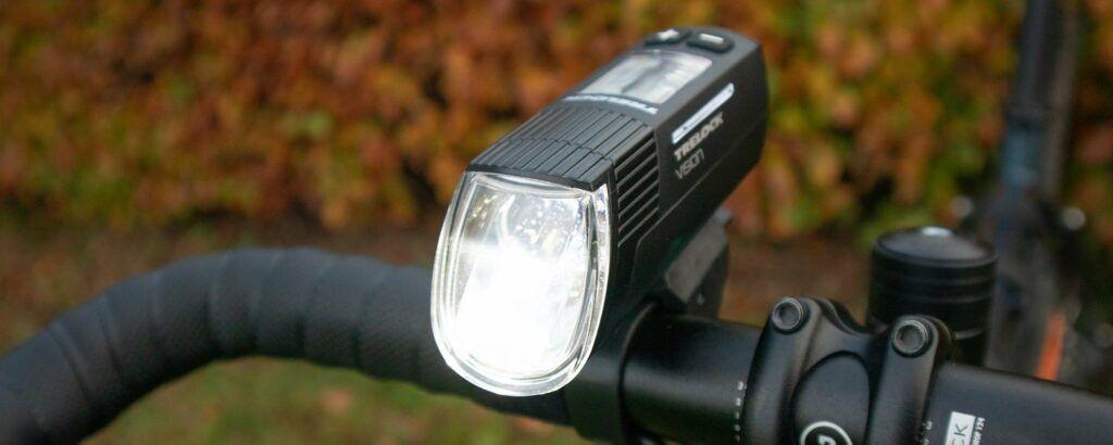 Trelock LS 760 I-GO Vision Test Fahrradlampe Erfahrungen Title