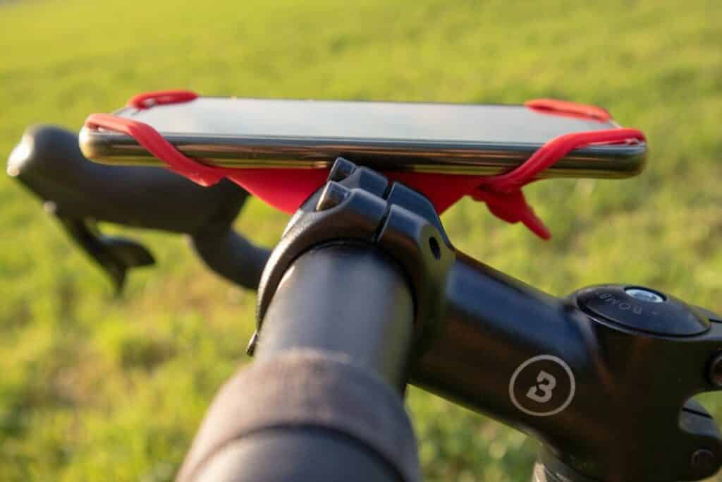 bone collection fahrrad handyhalterung