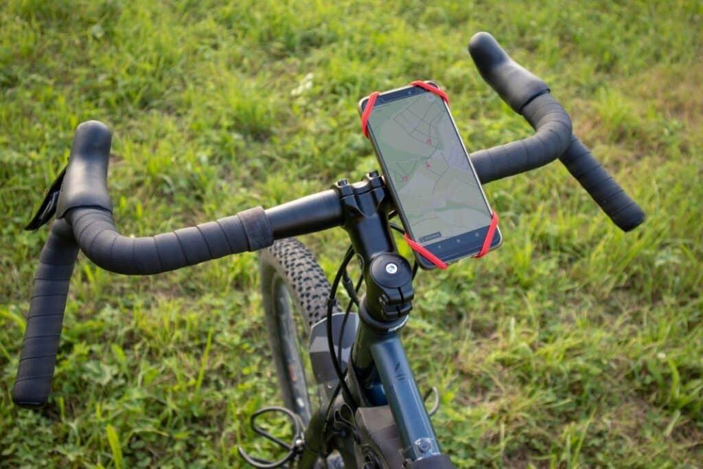 bone collection fahrrad handyhalterung lenker