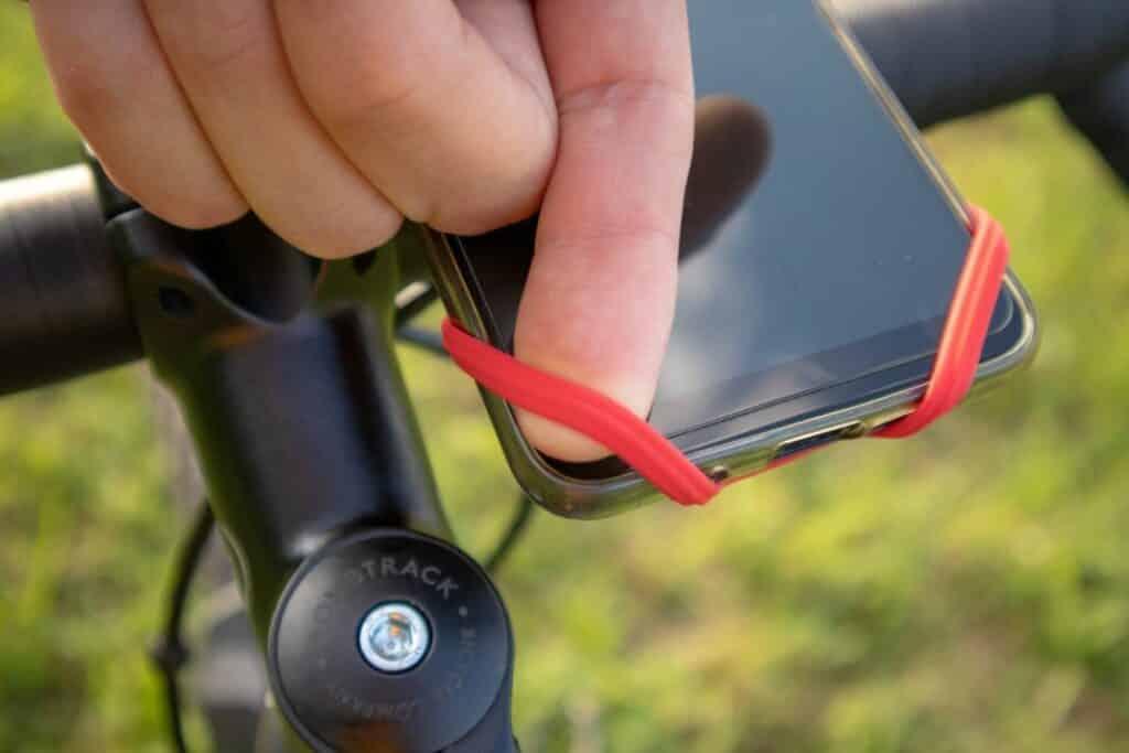 bone collection fahrrad handyhalterung universal handyhalter