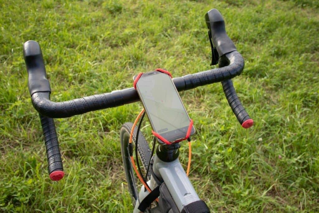 bone collection fahrrad smartphone halter