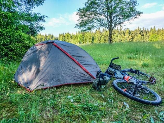 decathlon bikepacking packliste zelt trek 900 630