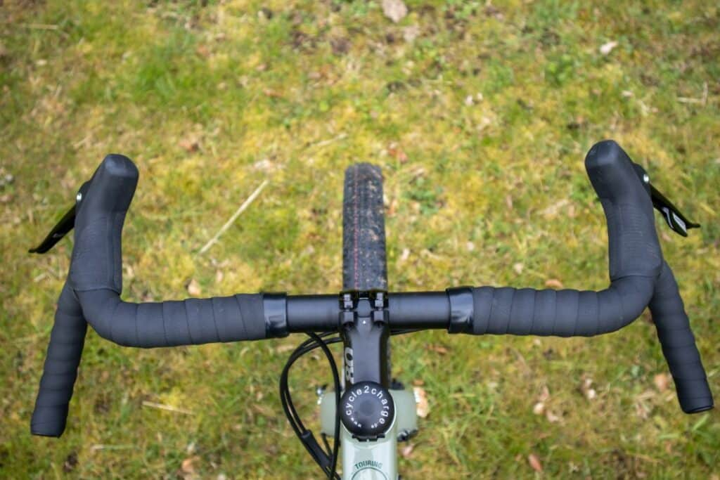 decathlon riverside touring 920 fahrrad lenker bikepacking 12