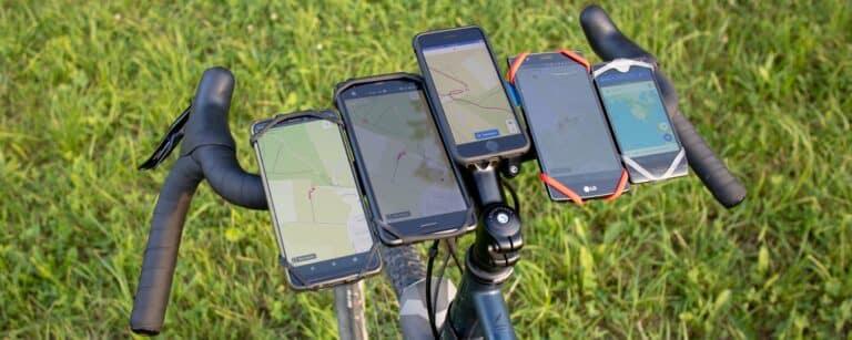 fahrrad handyhalterung test