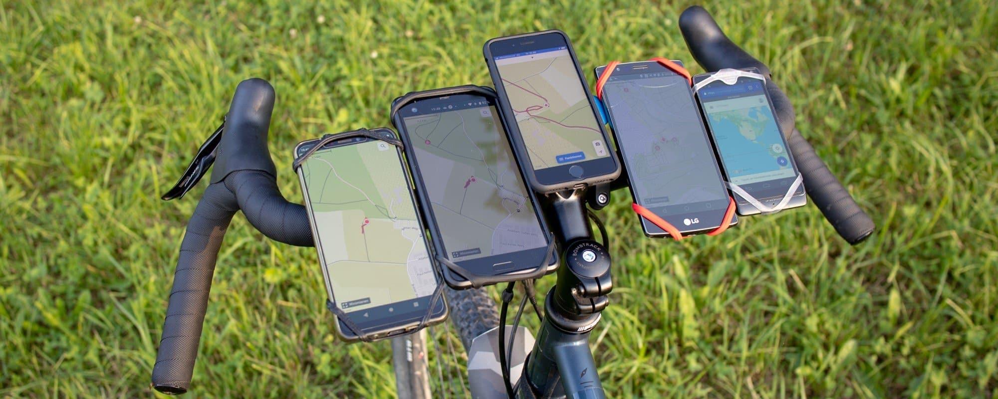 Handyhalterung Fahrrad Test 2021 - Die besten Smartphone Halter fürs Fahrrad!
