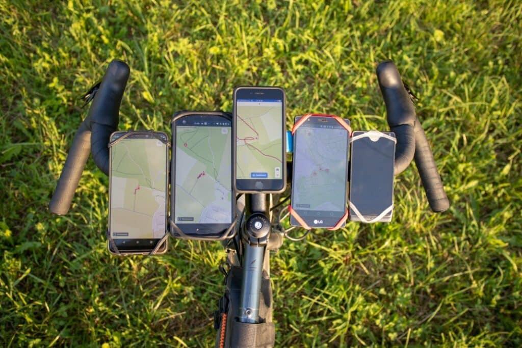 fahrrad handyhalterung test smartphones lenker