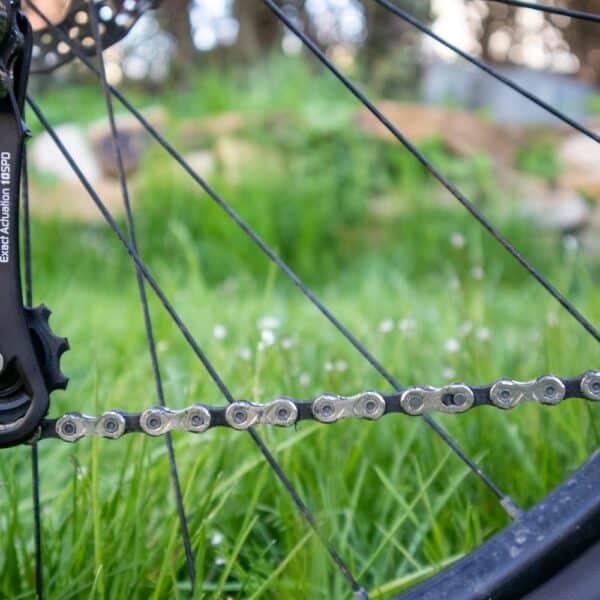Alle Fahrradketten Größen und Unterschiede: von 1-fach bis 13-fach