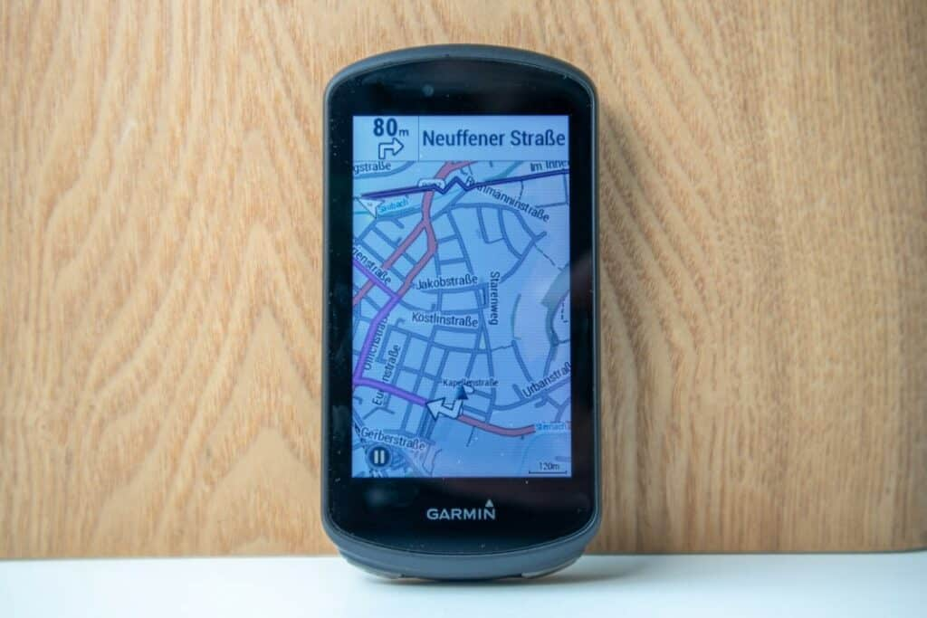 garmin edge 1030 plus navigation