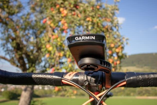 garmin edge 1030 plus test montage links