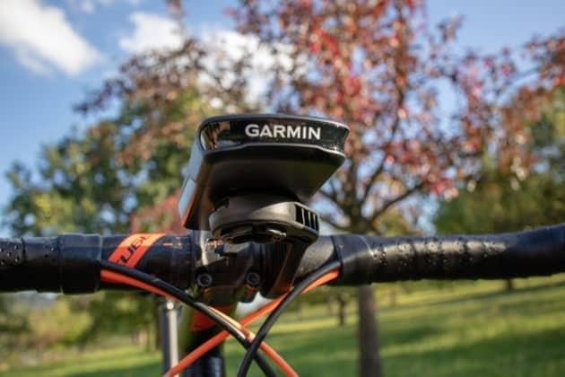 garmin edge 1030 plus test montage rechts