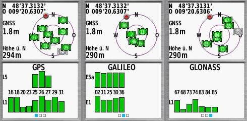 garmin gpsmap 65s multi-gnss multiband