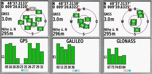garmin gpsmap 65s multi-gnss