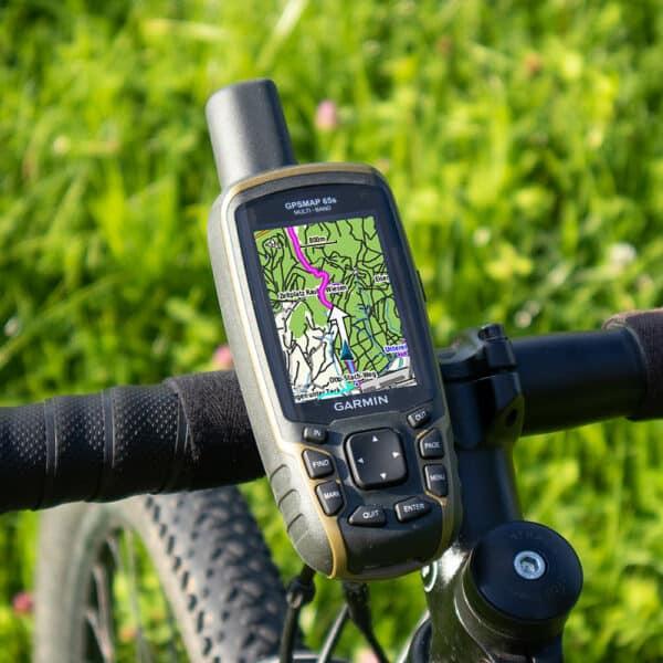 Garmin GPSMAP 65s Test & Erfahrungen - Outdoor Navigation mit präzisem Multi-GNSS & Multi-Band
