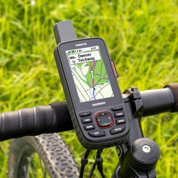 Garmin GPSMAP 66i Test - Outdoor Navigation und  inReach Satelliten-Notfallkommunikation in einem Gerät