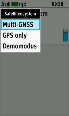 garmin gpsmap 66sr gps einstellungen