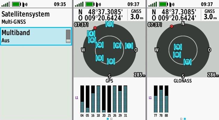 garmin gpsmap 66sr gps multi-gnss