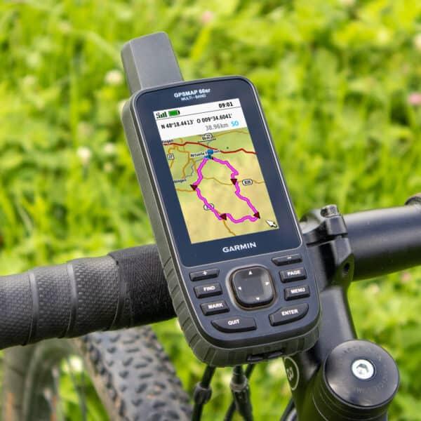 Garmin GPSMAP 66sr Test & Erfahrungen - Outdoor Navigation mit neuester Satelliten-Technologie
