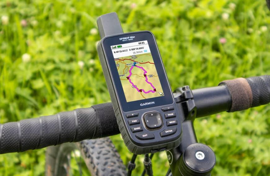 Garmin GPSMAP 66sr Test & Erfahrungen – Outdoor Navigation mit neuester Satelliten-Technologie