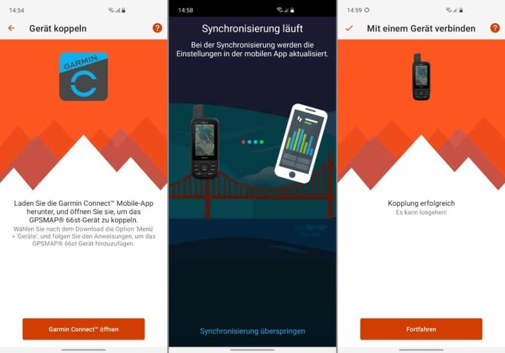garmin gpsmap 66st garmin explore app 1
