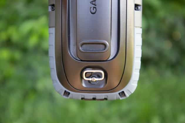 garmin gpsmap 66st gps akku batterie verriegelung
