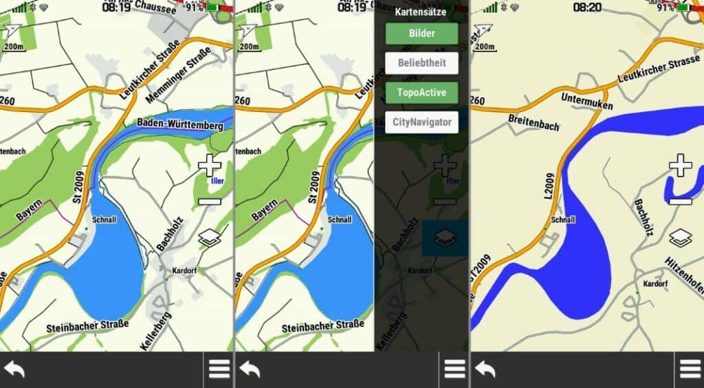 garmin montana 700 erfahrungen kartenwechsel