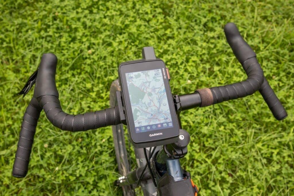 garmin montana 700 fahrradhalterung 2