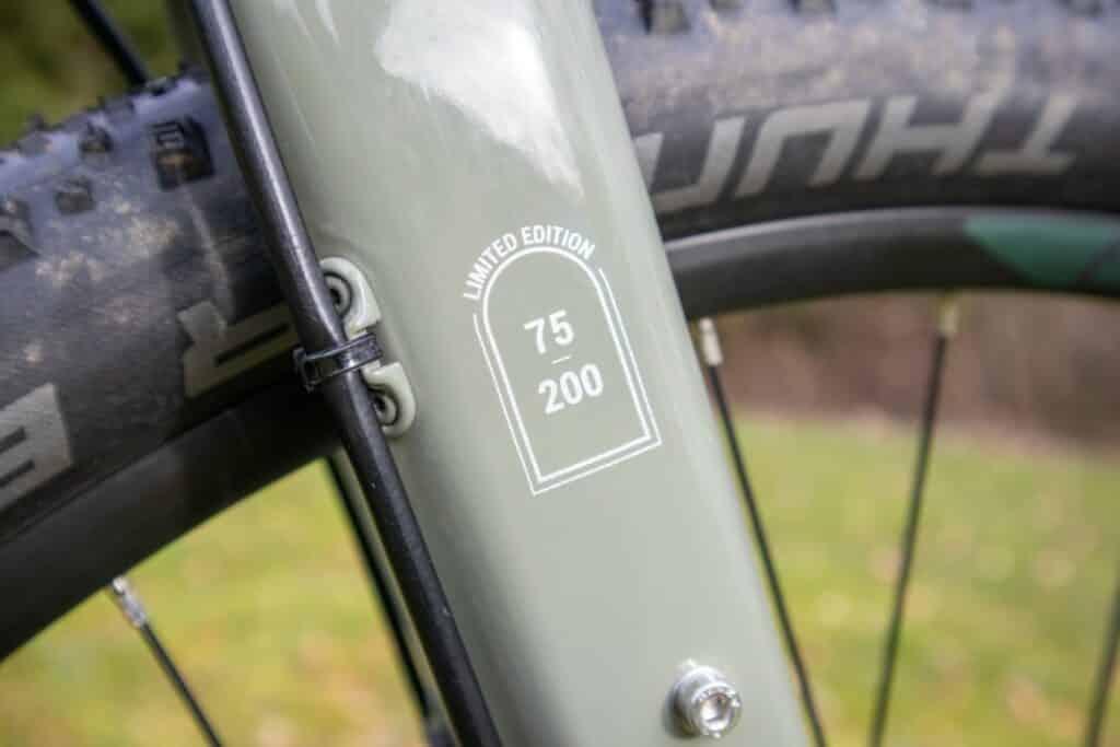 riverside touring 920 carbon gabel logo 3