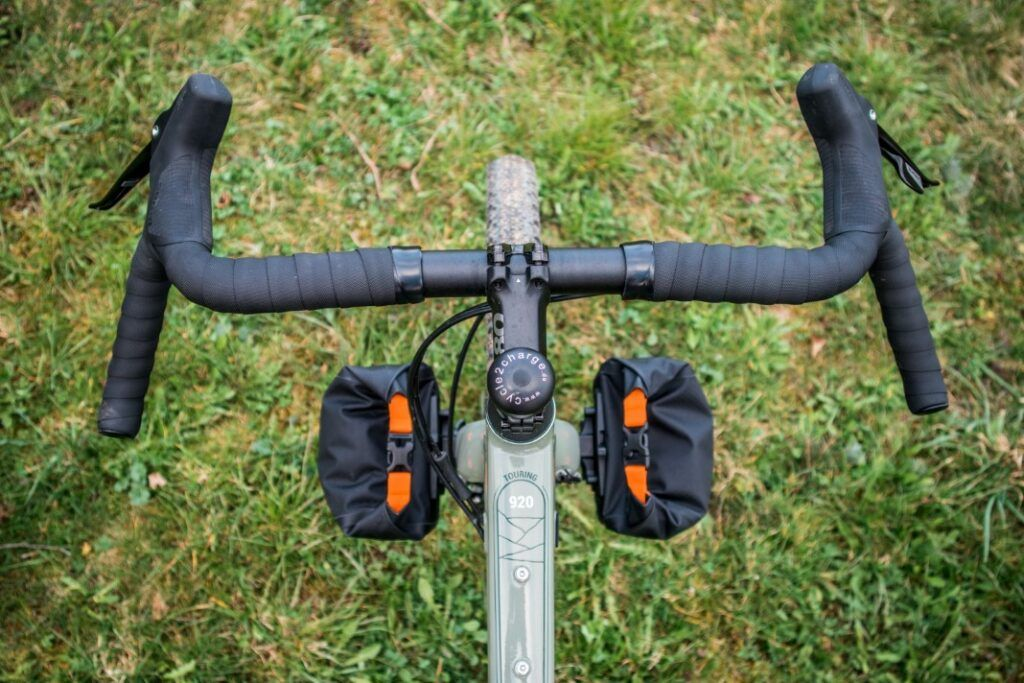 riverside touring 920 ortlieb fork pack