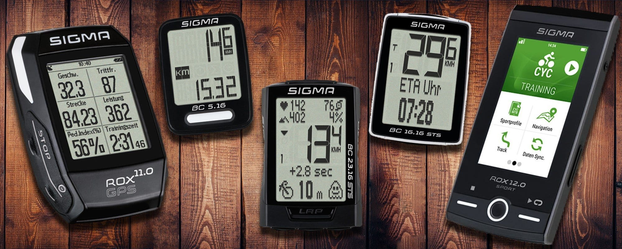 Sigma bike computer test & complete model overview 2021 - everything you need to know