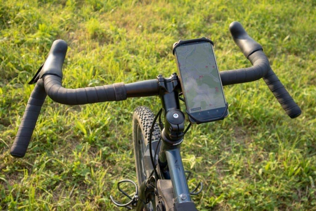 universal handyhalter fahrrad lenker title
